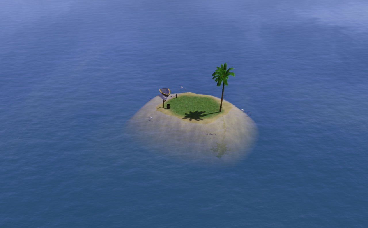 Sims 3: isle of the midnight sun challenge (part 1) getting.