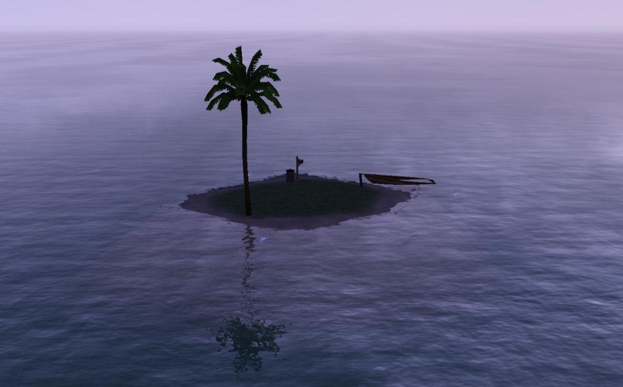 Mod the sims midnight sun challenge.