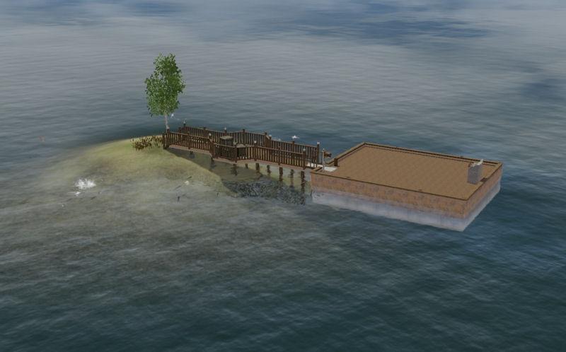 "Sims 4 ""isle of the midnight sun"" island speed build youtube."
